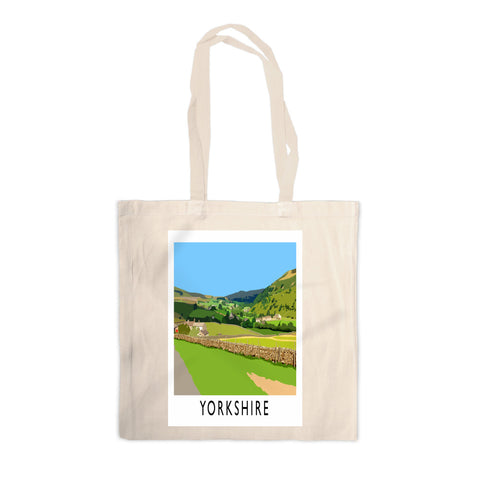 Yorkshire Canvas Tote Bag