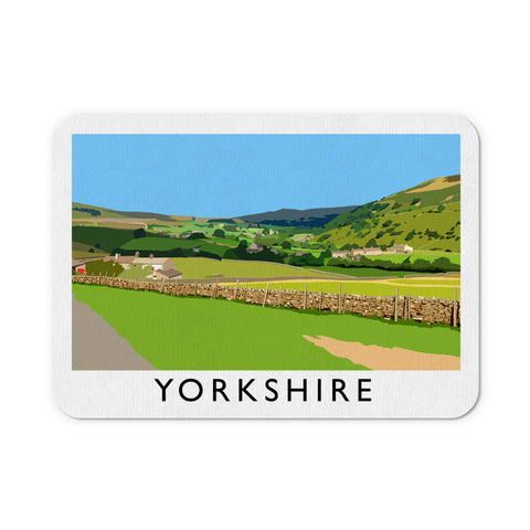 Yorkshire Mouse Mat