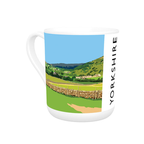 Yorkshire Bone China Mug