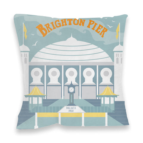 Brighton Pier, Brighton Fibre Filled Cushion
