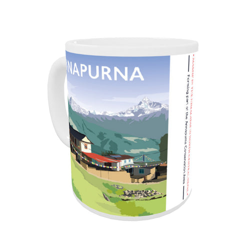 Annapurna, The Himalayas Mug