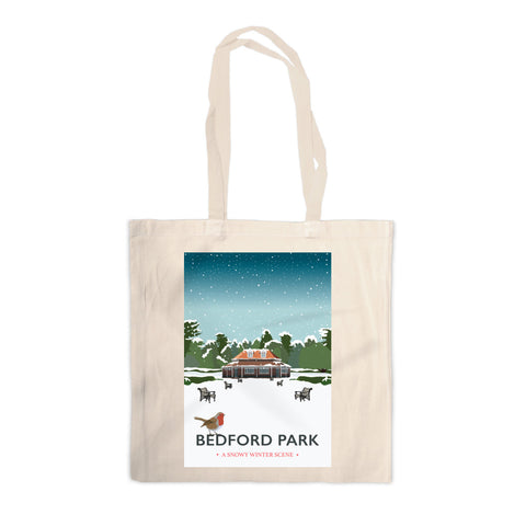 Bedford Park, Bedford Canvas Tote Bag