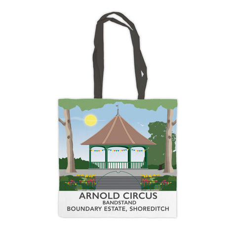 Arnold Circus Bandstand, Shoreditch, London Premium Tote Bag