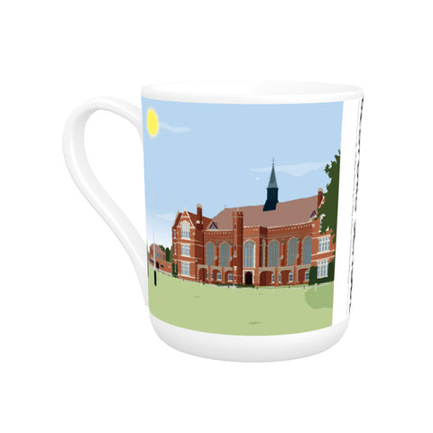 Bedford School, Bedfordshire Bone China Mug