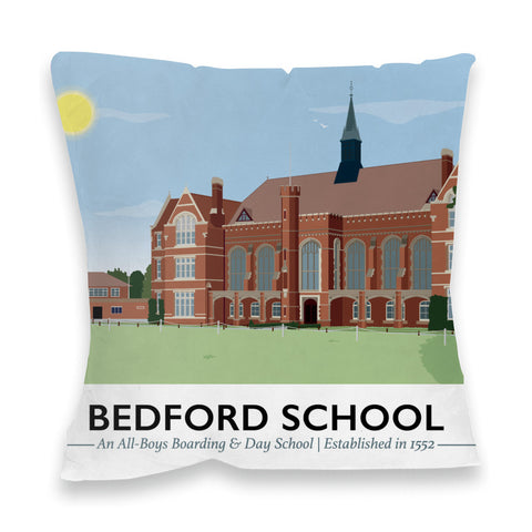 Bedford School, Bedfordshire Fibre Filled Cushion