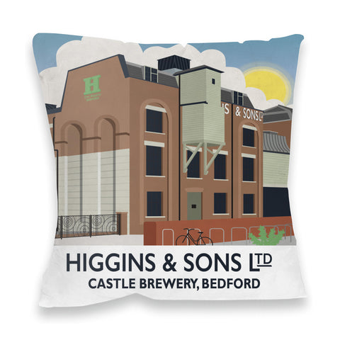 Higgins and Sons, Bedford Fibre Filled Cushion