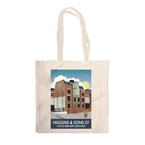 Higgins and Sons, Bedford Canvas Tote Bag