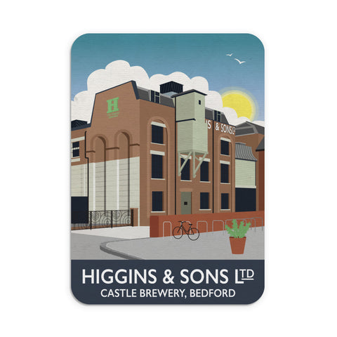 Higgins and Sons, Bedford Mouse mat