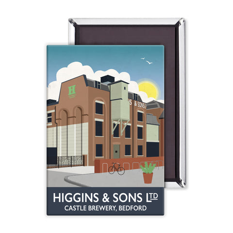 Higgins and Sons, Bedford Magnet