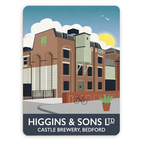 Higgins and Sons, Bedford Placemat