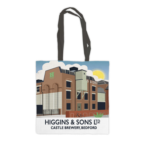 Higgins and Sons, Bedford Premium Tote Bag