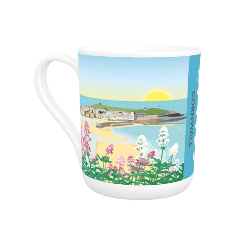 St Ives, Cornwall Bone China Mug