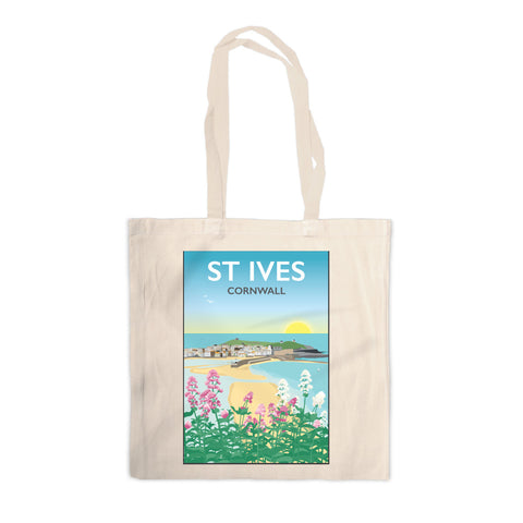 St Ives, Cornwall Canvas Tote Bag