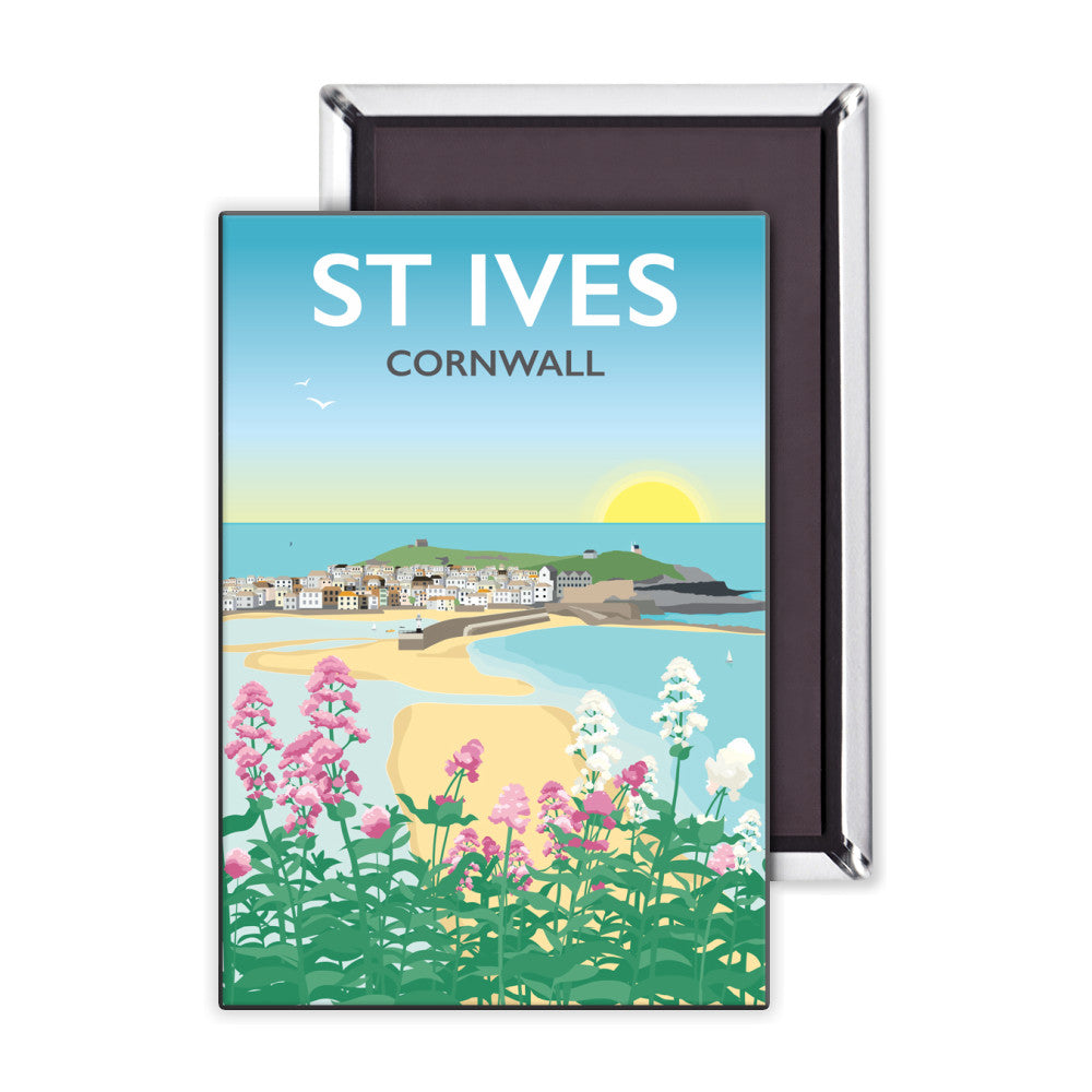 St Ives, Cornwall Magnet