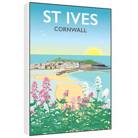 St Ives, Cornwall 60cm x 80cm Canvas