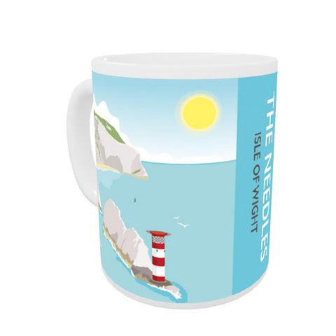 The Needles, Isle of Wight Mug