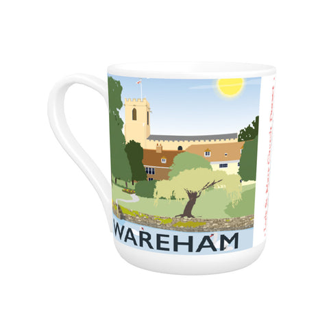 Wareham, Dorset Bone China Mug