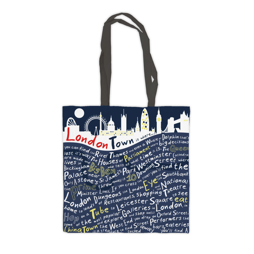 London Town, Premium Tote Bag