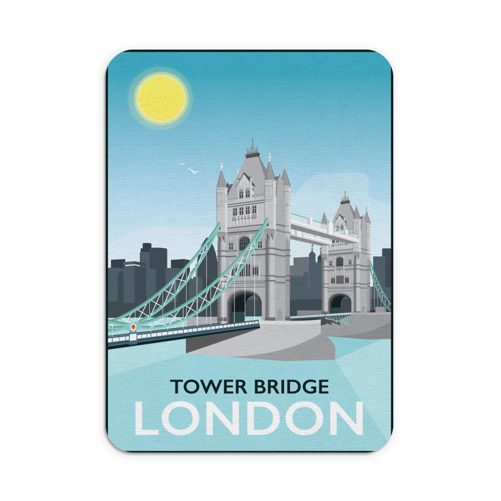 Tower Bridge, London Mouse mat