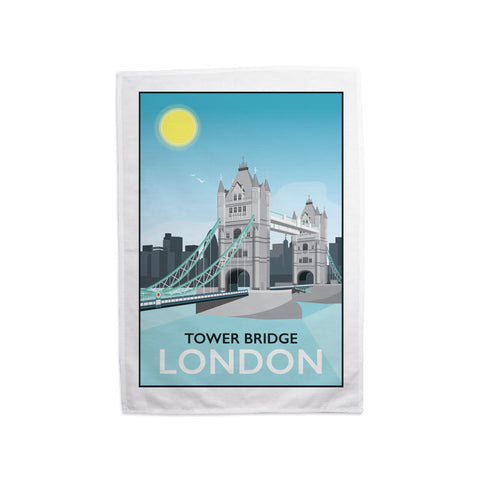 Tower Bridge, London Tea Towel