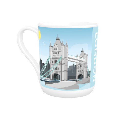 Tower Bridge, London Bone China Mug