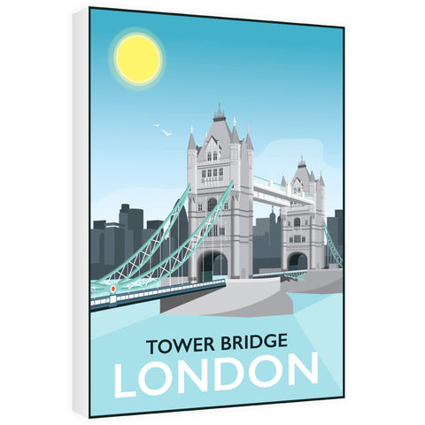 Tower Bridge, London 60cm x 80cm Canvas