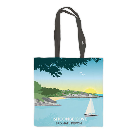 Fishcombe Cove, Brixham Premium Tote Bag