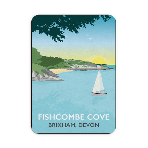 Fishcombe Cove, Brixham Mouse mat