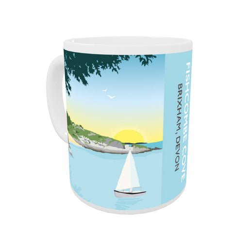 Fishcombe Cove, Brixham Mug