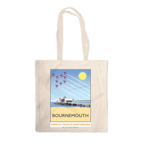 Bournemouth, Dorset Canvas Tote Bag