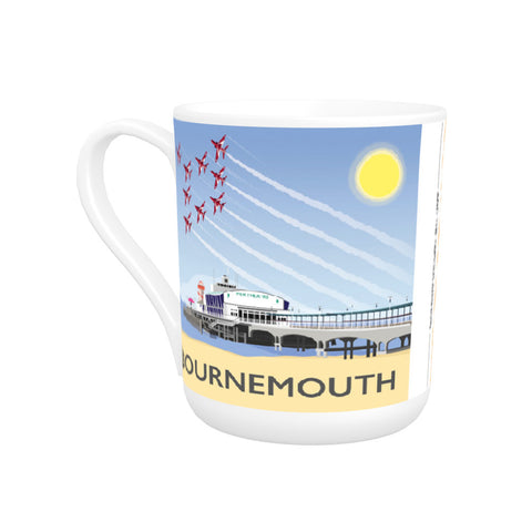 Bournemouth, Dorset Bone China Mug