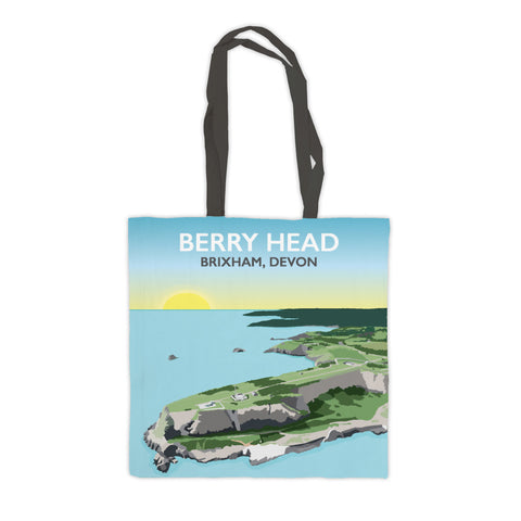 Berry Head, Brixham Premium Tote Bag