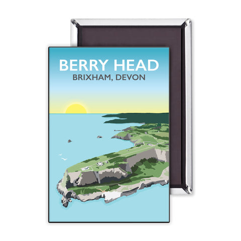 Berry Head, Brixham Magnet