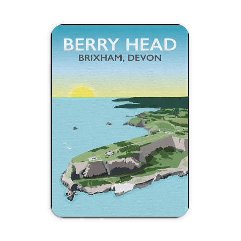 Berry Head, Brixham Mouse mat