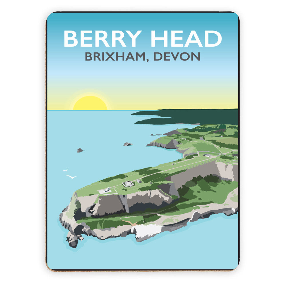 Berry Head, Brixham Placemat