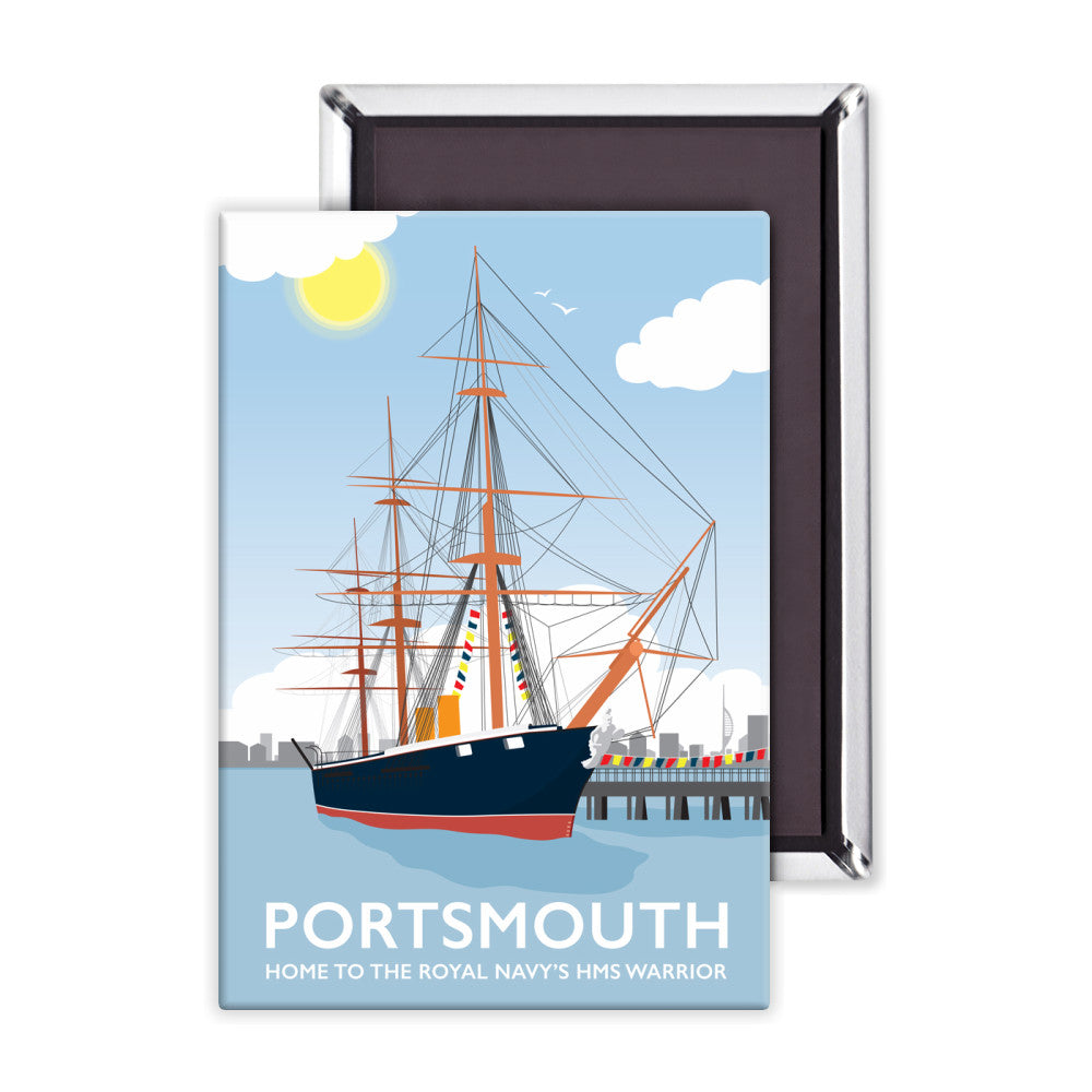 HMS Warrior, Portsmouth Magnet
