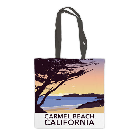Carmel Beach, California Premium Tote Bag