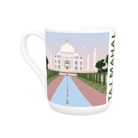Taj Mahal, Agra Bone China Mug