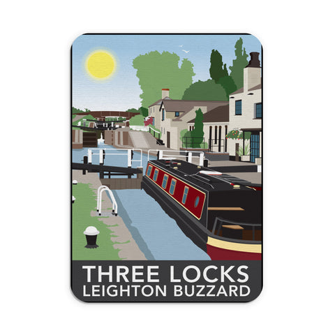 Three Locks, Leighton Buzzard Mouse mat