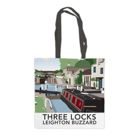 Three Locks, Leighton Buzzard Premium Tote Bag
