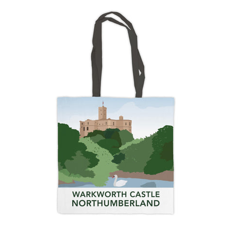 Warkworth Castle, Warkworth Premium Tote Bag