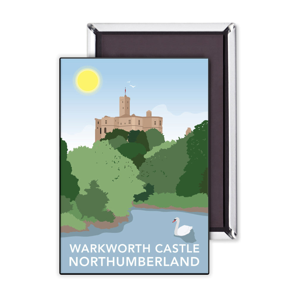 Warkworth Castle, Warkworth Magnet
