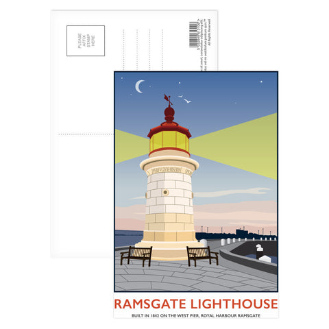 Ramsgate Lighthouse, Ramsgate Postcard Pack