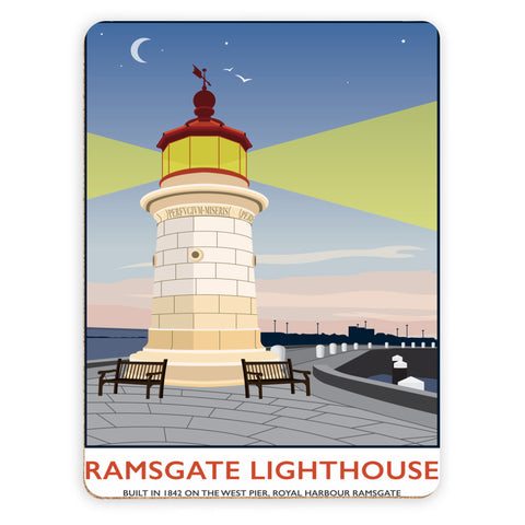 Ramsgate Lighthouse, Ramsgate Placemat