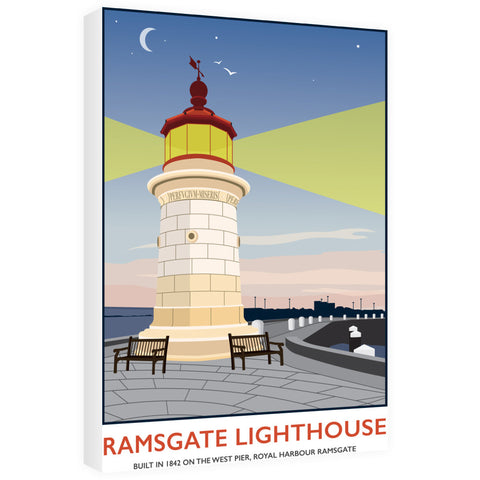 Ramsgate Lighthouse, Ramsgate 60cm x 80cm Canvas