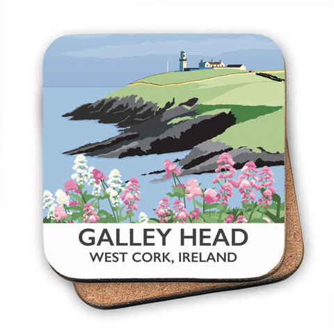 Galley Head, West Cork MDF Coaster