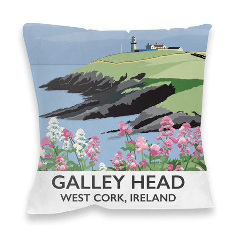 Galley Head, West Cork Fibre Filled Cushion