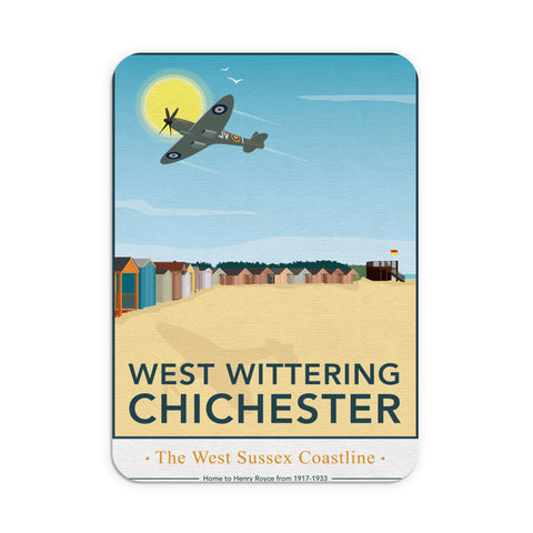 West Wittering, Chichester Mouse mat