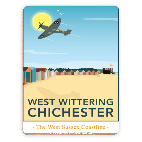West Wittering, Chichester Placemat