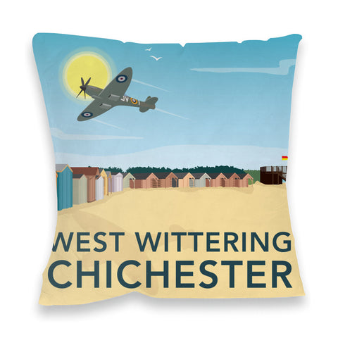 West Wittering, Chichester Fibre Filled Cushion